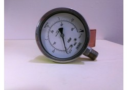 Pressure Gauge, 0-400 mbar wika, USA (14 Days Warrenty on Entire Stock)