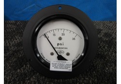 "Differential Pressure Gauge,1201PG-IC-3.5F, ""O.R."" (14 Days Warrenty on Entire Stock)"