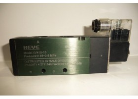 5/2 way Solenoid Valve 1/2″ NPT Ports 4V410-15, HEYE  (14 Days Warrenty on Entire Stock)