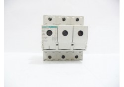 DO Breaker, 3 pole Fuse, 5SG7 133 63A, Siemens