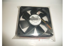 Cooling Fan, AGF12025S12M, Sleeve Bearing 3 Wire