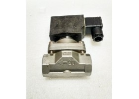Solenoid Valve, APK11-20A E2E, SS, 220V 50/60, CKD, JAPAN  (14 Days Warrenty on Entire Stock)