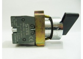 Black Rotary Switch, SB2-BE101C, IEC60, SARA (14 Days Warrenty on Entire Stock)