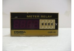 Digital Meter Relay, CDR-1R-0, AC250V 3A, Chunil Electric