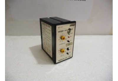 Groud Fault Relay, DGF-P11, DEESYS, Made in Korea (14 Days Warrenty on Entire Stock)