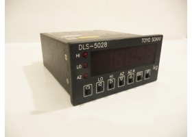 Digital Load Cell Reader, DLS-5028, Output: 4 - 20 mA, G14531, Toyo Sokki (14 Days Warrenty on Entire Stock)