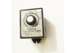 Star-Delta Timer, DSP-44A048E, Omron, Japan (14 Days Warrenty on Entire Stock)