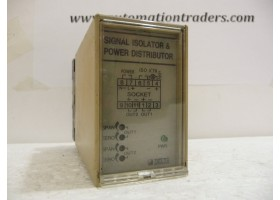 Signal Isolator & Power Distributor, DWIP-77-2, Delta (14 Days Warrenty on Entire Stock)