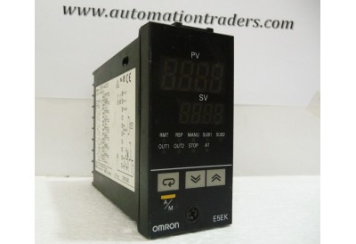 Digital Controller, E5EK-AA203, Omron, Japan