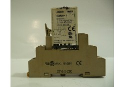 Electromechanical Timer Relay, H3RN-1 DC24, Omron (14 Days Warrenty on Entire Stock)