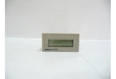 Digital Tachometer, H7ER-SBV, Omron, Japan