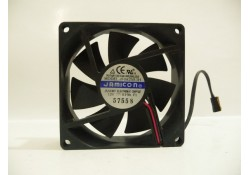 Cooling Fan, JF0825S1H, 12V 0.19A, 57558, Jamicon