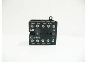 Control Relay / Contactor, KC6-40E, IEC/EN 60947-5-1, ABB,  (14 Days Warrenty on Entire Stock)