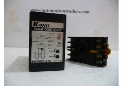 K-Unit Signal Conditioner, KCE-5A-F, M-System, Japan