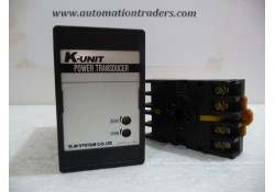 K-Unit Power Transducer, KEHZ-21A-F, M-System, Japan