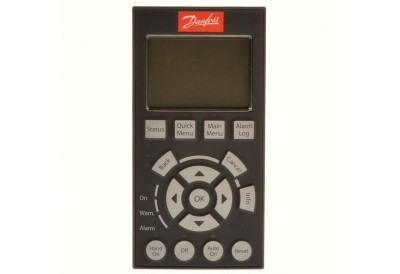Display Control Panel, LCP 102,130B1107,Danfoss