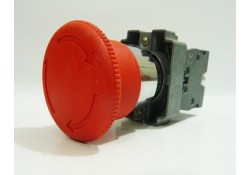 Mushroom Push Selector Switch, SB2-BE101C, SARA