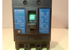 Circuit Breaker, NF50-CP, 50 A, 3 Pole, 600 V,  Mitsubishi (14 Days Warrenty on Entire Stock)