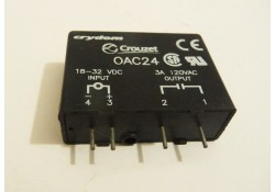 Solid State Relay, Crouzet OAC24,Crydom, Mexico (14 Days Warrenty on Entire Stock)