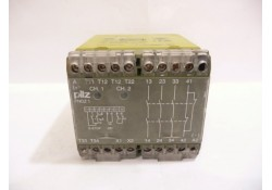 Safety Relay, PNOZ1 24VDC 3S10, Pilz, Germany