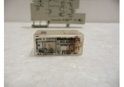 Electromechanical Power Relay, RCL424024, Weidmuller, Austria