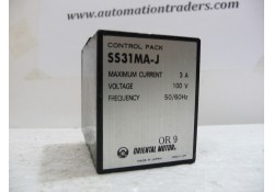 Control Pack, SS31MA-J, Oriental Motor, Japan (14 Days Warrenty on Entire Stock)