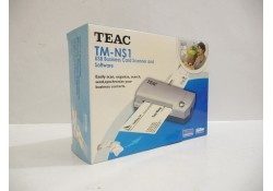 USB Card Scanner with Software,TM-NS1, JSFA8601CU, TEAC Corp (14 Days Warrenty on Entire Stock)