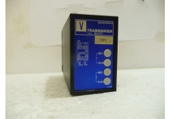 Power Transducer with Base, WVETP2-5FF5, Daiichi
