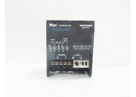 Thyristor Power, WYU-DG 25 SI, Wyes, Korea  (14 Days Warrenty on Entire Stock)