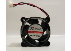 Axial Fan, XL-Share, Sleeve Bearing 2 wire, 12 VDC, XL-Share (14 Days Warrenty on Entire Stock)