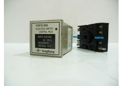 Floatless Switch with Base, YSFS-C, Yong Sung, Korea