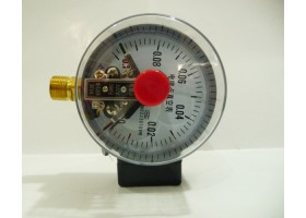 Electrical Pressure Gauge, YXC100, -0.1-0 Mpa  (14 Days Warrenty on Entire Stock)
